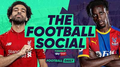 Liverpool 4-3 Crystal Palace | Liverpool Go SEVEN Points Clear! | #TheFootballSocial