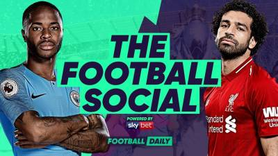 Manchester City 2-1 Liverpool | Sane cuts Liverpool's lead to 4 points | #TheFootballSocial
