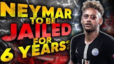 Neymar Sentenced To 6 Years In Prison For Barcelona To PSG Transfer?! | #VFN