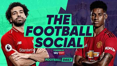 Liverpool 3-1 Manchester United | Shaqiri Secures Victory With Brace! | #TheFootballSocial