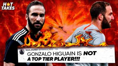 Gonzalo Higuain Doesn