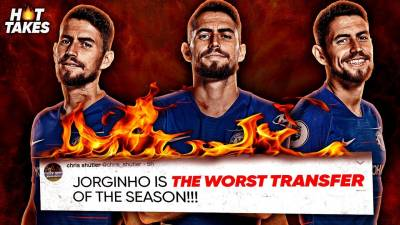 Jorginho Is The WORST Transfer Of The Season