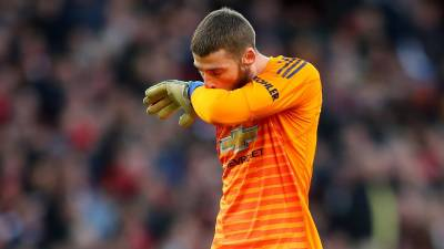 Arsenal 2-0 Manchester United | De Gea Mistake Gives Ole First League Defeat| #TheFootballSocial