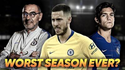 Is Sarri To Blame For Chelsea