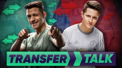 CONFIRMED: Manchester United Duo To LEAVE For Free?! | Transfer Talk