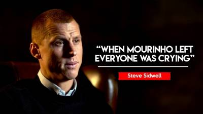 'Chelsea Players Became The Manager When Jose Mourinho Left'| Behind The Headlines | Steve Sidwell