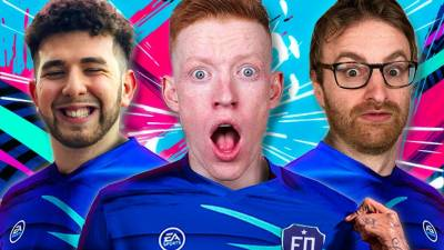 THE MOST EMBARRASSING MISS EVER! (OPEN GOAL) | FIFA PRO CLUBS! | Squad Goals