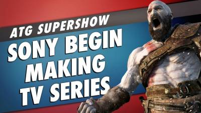 Will Sony Make A God Of War TV Show? | ATG Super Show Podcast