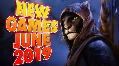 6 Awesome NEW Games Coming June 2019