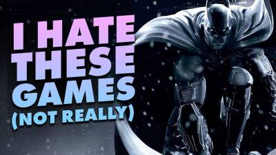 6 Games EVERYONE Pretends To HATE