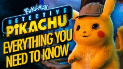 EVERYTHING You Need To Know About Detective Pikachu