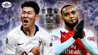 Spurs Are BIGGER Than Arsenal If They Win The Champions League' | The Comments Show