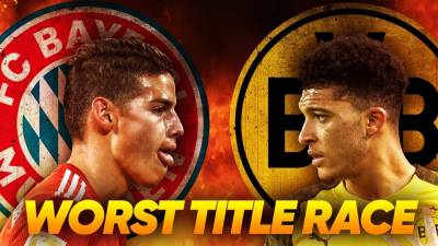 The WORST Title Race In Europe Is… | The Comments Show