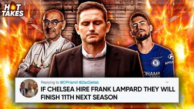 Next Season Will Be Chelsea's WORST Season Ever' | #HotTakes