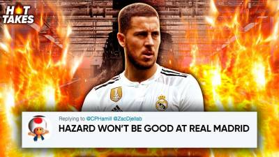Eden Hazard Will FLOP At Real Madrid"