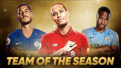 TEAM OF THE SEASON XI!