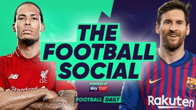 LIVERPOOL 4-0 BARCELONA | Liverpool Are In The Champions League Final | #TheFootballSocial