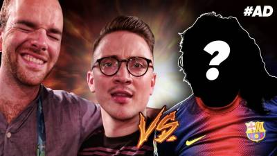 BARCELONA LEGEND HUMILIATES FOOTBALL DAILY! | Ultimate Champions League Challenge