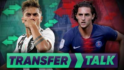 PSG Superstar REJECTS Barcelona For Juventus Move?!| Transfer Talk