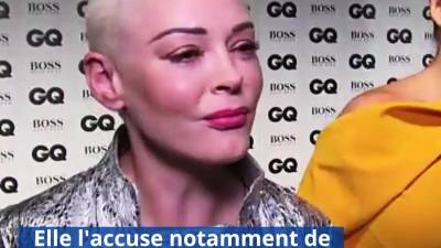 Rose McGowan poursuit Harvey Weinstein et ses avocats en justice