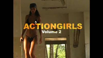 Actiongirls Vol.2