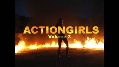 Actiongirls Vol.3