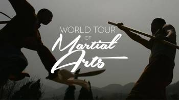 The world tour of Martial Arts