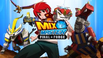 Mix Master: Final Force