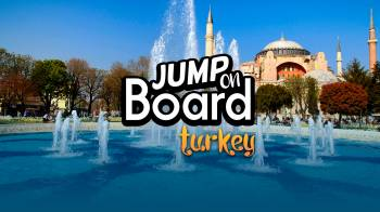 Jump on Board - Turkey